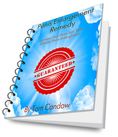 Penis Enlargement Remedy book